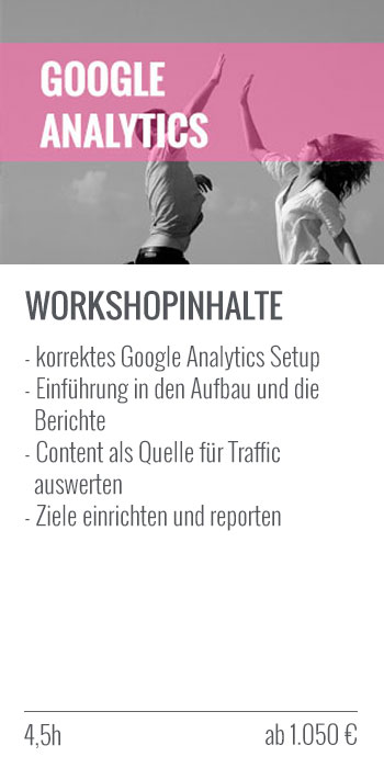 Google-Analytics-Workshop
