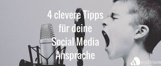 one2bloom_ansprache_socialmedia